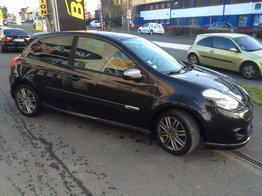 Renault Clio 3 2 1 5 Dci 105 Gt 3p Euro5 Achat Et Vente