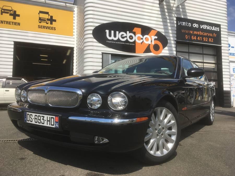 jaguar xj6 3e generation 2 3 0 v6 243 sovereign bva achat et vente de voiture d occasion. Black Bedroom Furniture Sets. Home Design Ideas